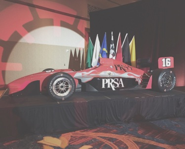 PRSA race car