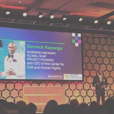 Dr. Derreck Kayongo