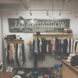 Lily & Sparrow 2