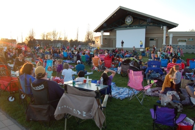 Movies in the Park 2016