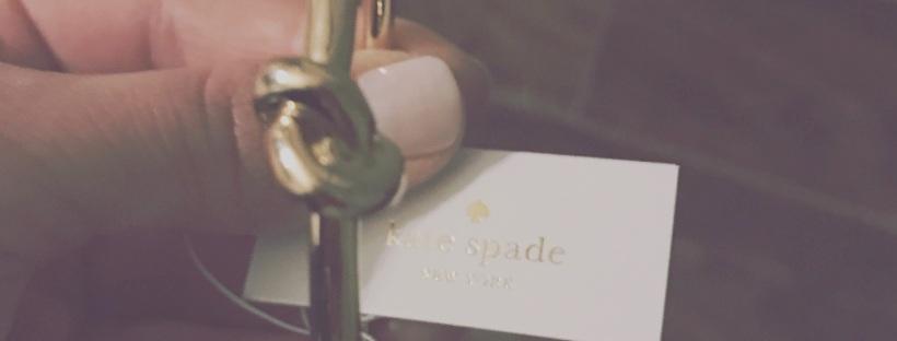 Kate Spade Sailor Knot