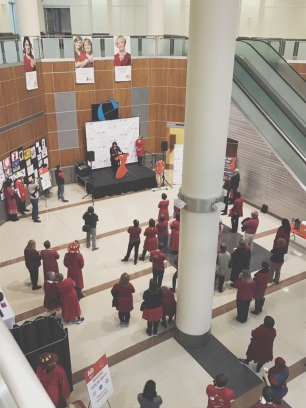 Lobby event